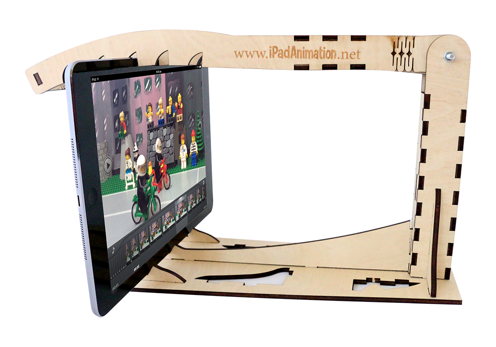 iPad Animation Stand