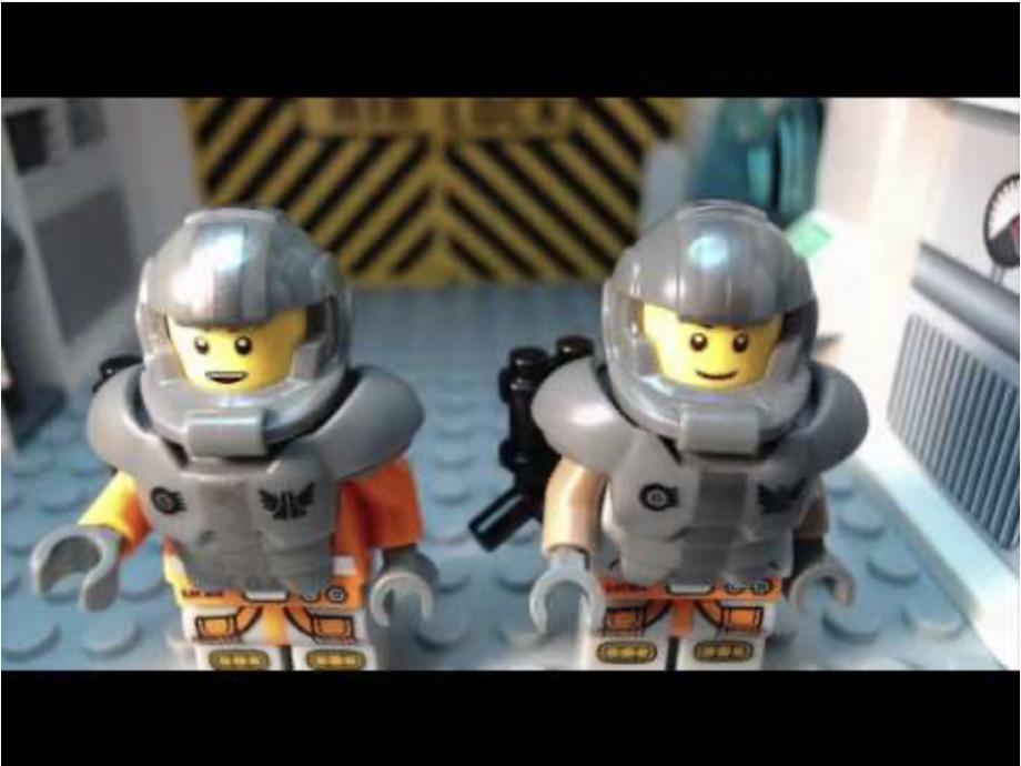 iStopMotion Lego Alien