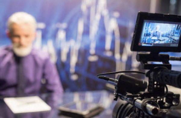 Professional TV Studio