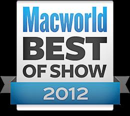 Macworld 2012 - Best of Show
