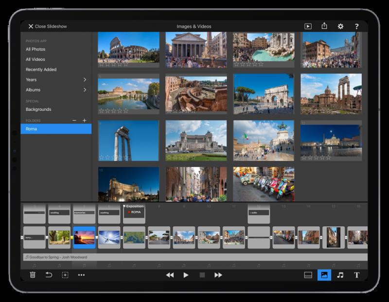 FotoMagico for iPad