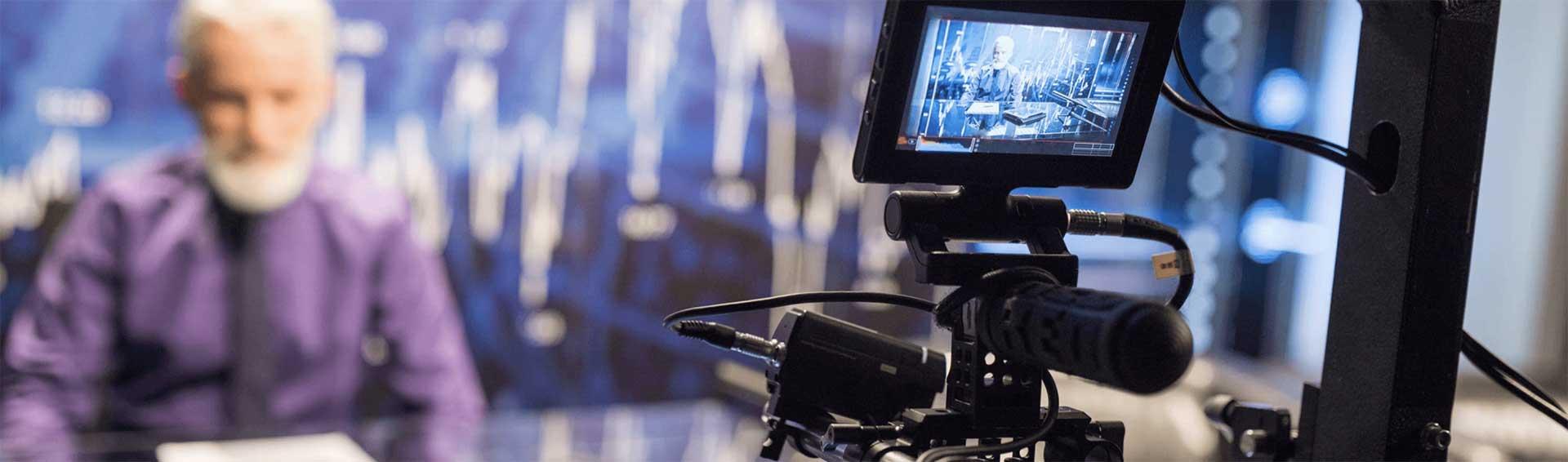 Broadcasting TV Studio mimoLive