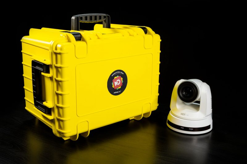 mimoLive Box with Camera