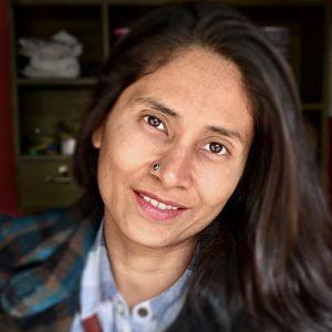 Aakriti Portrait