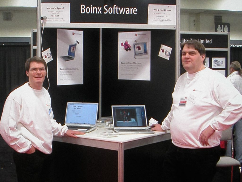 Boinx Software at MacWorld